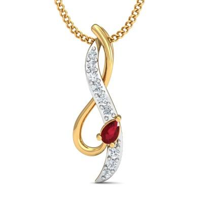 Irene Diamond Pendant