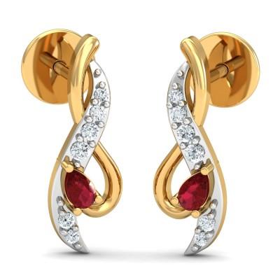 Irene Diamond Earring