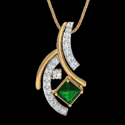 Digby Diamond Pendant
