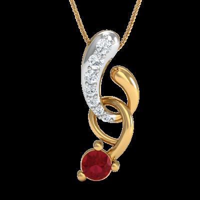 Ariana Diamond Pendant