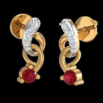 Ariana Diamond Earring