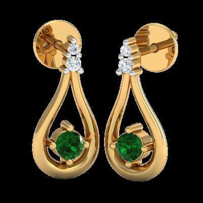 Andrea Diamond Earring