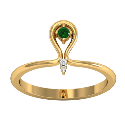 Andrea Diamond Ring