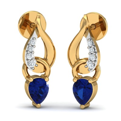 Lucy Diamond Earring