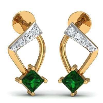 Daniele Diamond Earring