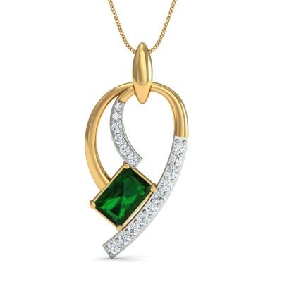 Elisa Diamond Pendant