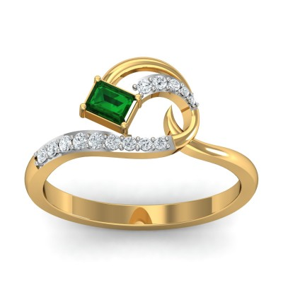 Elisa Diamond Ring