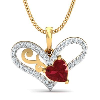 Ambra Diamond Pendant