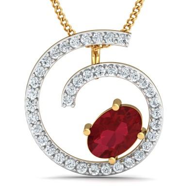 Nina Diamond Pendant