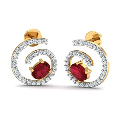 Nina Diamond Earring