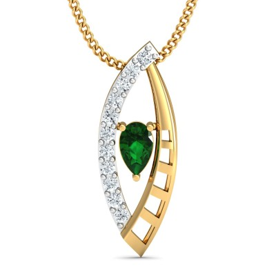 Isabel Diamond Pendant
