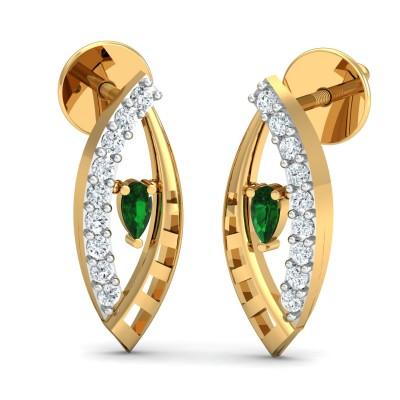 Isabel Diamond Earring
