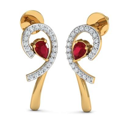 Marino Diamond Earring