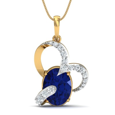 Serena Diamond Pendant