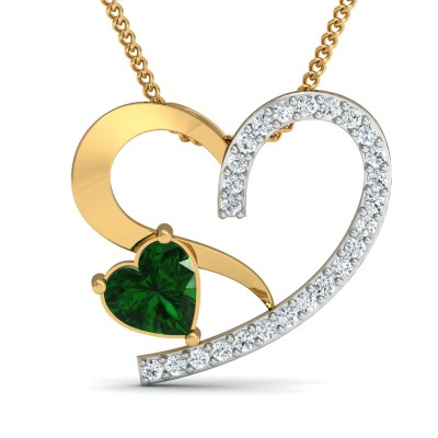 Olimpia Diamond Pendant