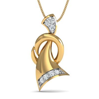 Bollywood Diamond Pendant