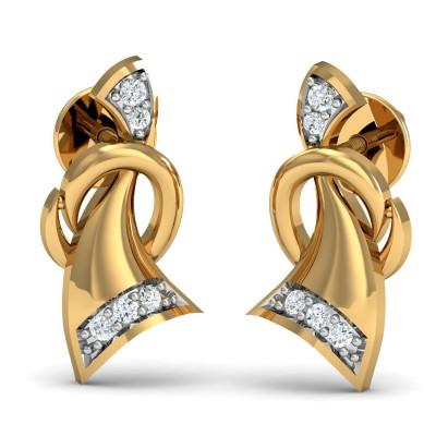 Bollywood Diamond Earring