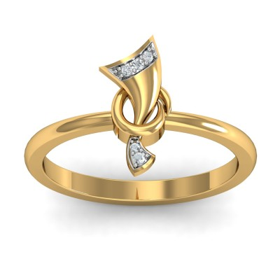Bollywood Diamond Ring