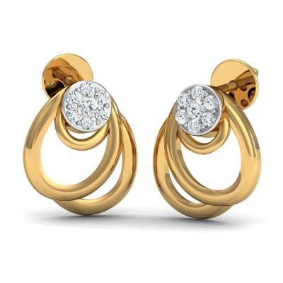 Custom Diamond Earring