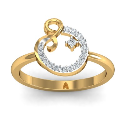 Zeba Diamond Ring