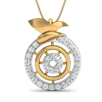 Gorgeous Diamond Pendant