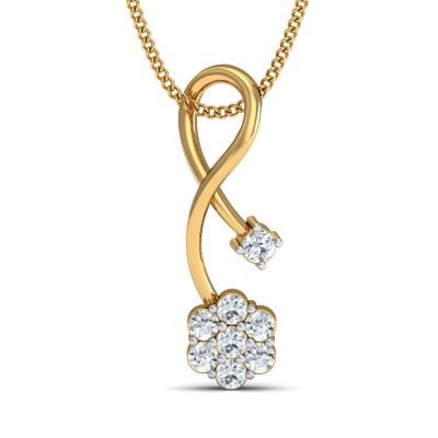 Hermayni Diamond Pendant