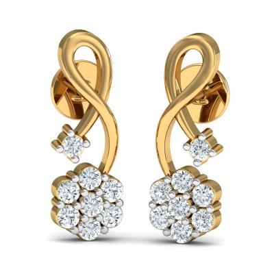 Hermayni Diamond Earring