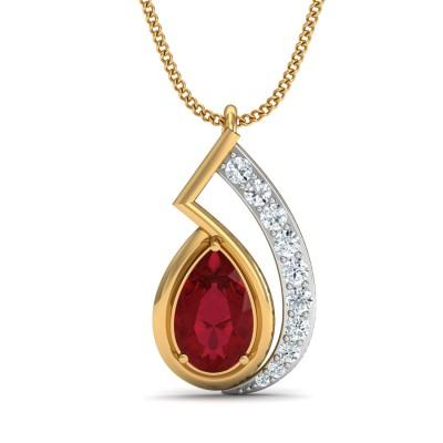 Tobia Diamond Pendant
