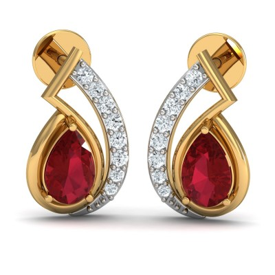 Tobia Diamond Earring