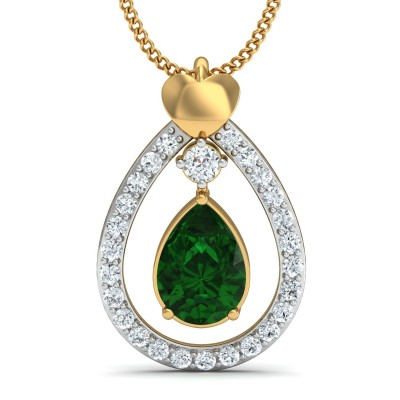 Rosina Diamond Pendant