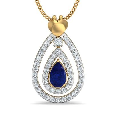 Berta Diamond Pendant
