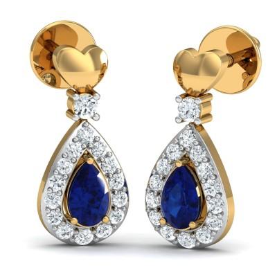 Berta Diamond Earring