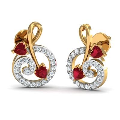 Basilio Diamond Earring