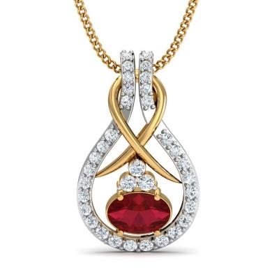 Aida Diamond Pendant