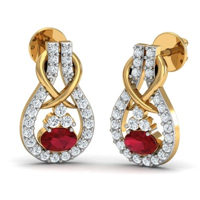 Aida Diamond Earring
