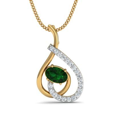 Arrigo Diamond Pendant