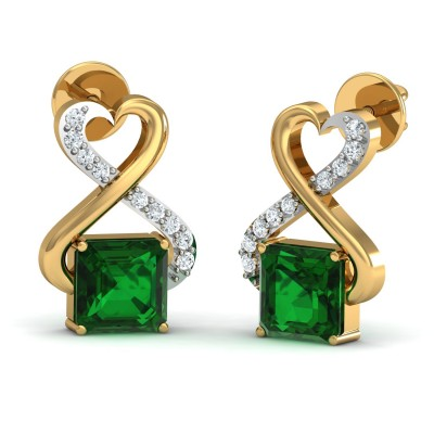 Alberta Diamond Earring