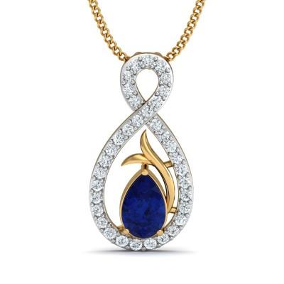 Marea Diamond Pendant