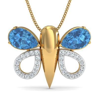 Niccolo Diamond Pendant