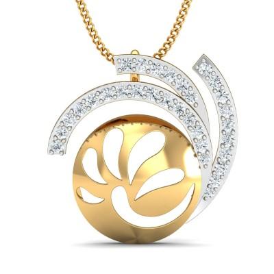 Dhara Diamond Pendant