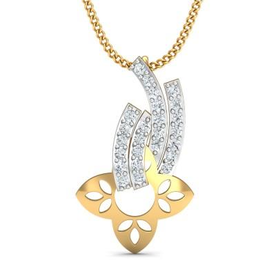 Dakshayani Diamond Pendant