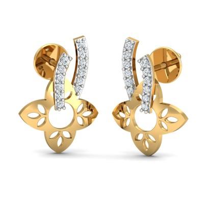 Dakshayani Diamond Earring