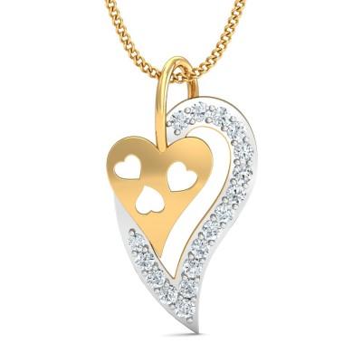 Devyanka Diamond Pendant