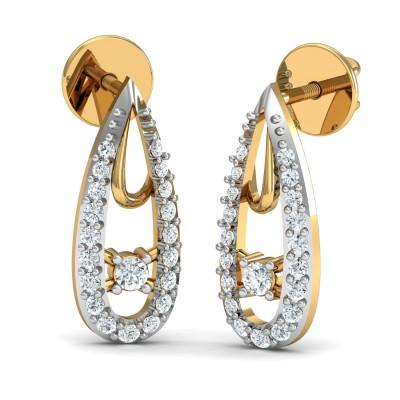 Elizabeth Diamond Earring