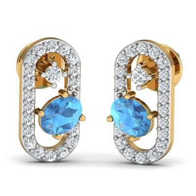 Franco Diamond Earring