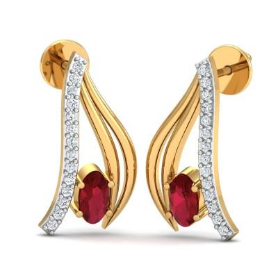 Alcina Diamond Earring