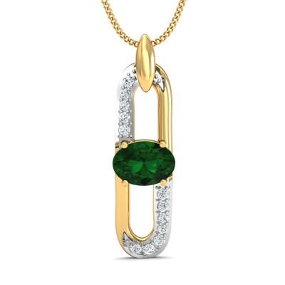Alonza Diamond Pendant