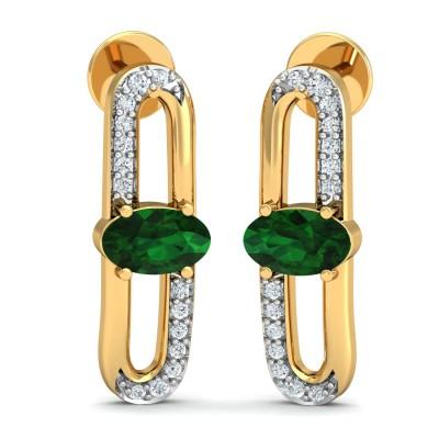 Alonza Diamond Earring