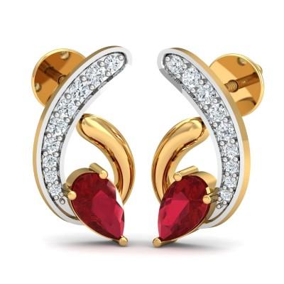 Carra Diamond Earring