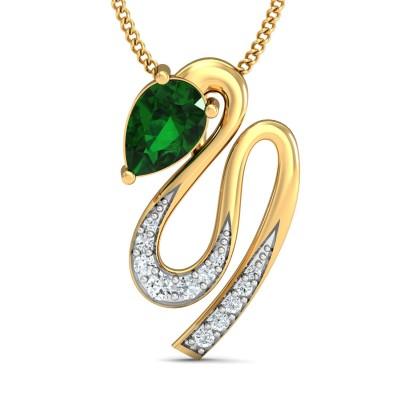 Donelle Diamond Pendant